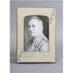 WWII Nazi Dr. Robert Ley Photo