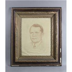 WWII Nazi Hermann Goering Portrait