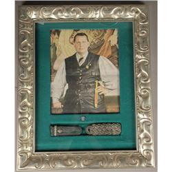 WWII Nazi German Leader Hermann Goering Portrait