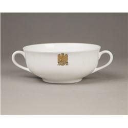 WWII Nazi Adolf Hitler Porcelain Cup