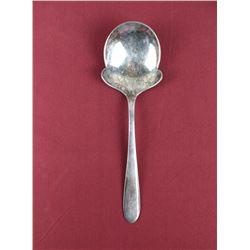 WWII Nazi Adolf Hitler Silverware Serving Ladle