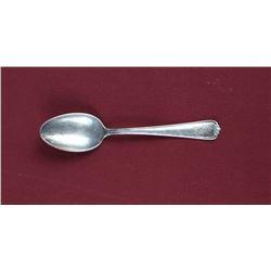 WWII Nazi Adolf Hitler Silverware Teaspoon