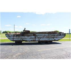 WWII US DUKW Amphibious Vehicle