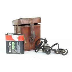 WWII Nazi MG34 Low Visibility Sight Battery Box