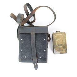 WWII Nazi MG34 Gunner's Belt Pouch
