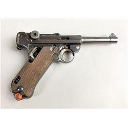 DWM Luger Factory Cut Away 30 Luger