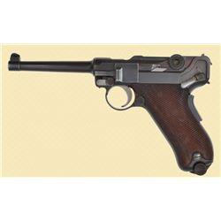 DWM Luger 1906 American Eagle Pistol 30 Luger