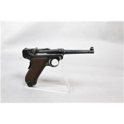 DWM 1900 American Eagle Pistol 30 Luger