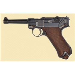 DWM 1918 Pistol 9MM