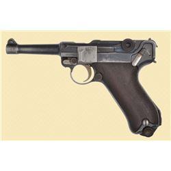 DWM US Commercial Luger Pistol 30 Luger