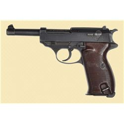 Mauser P38 BYF 44 Pistol 9MM