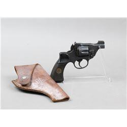 Rare Albion Snub Nose Revolver 38 / 200