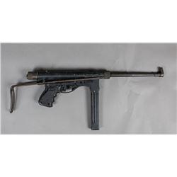 Belgian Vigneron M2 SMG Display Machine Gun