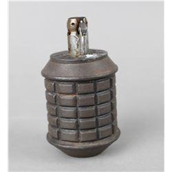 Trench Art Japanese Hand Grenade Lighter