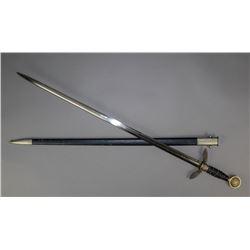 WWII Nazi Luftwaffe Officer's Sword