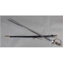 WWII Nazi SS Police Sword