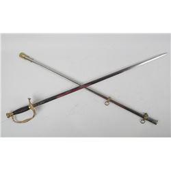 US Civil War Style Staff & Field Officers Sword