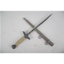 Nazi Luftwaffe Dagger Second Model