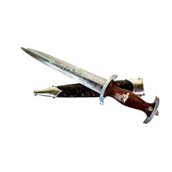 WWII Nazi NSKK Dagger
