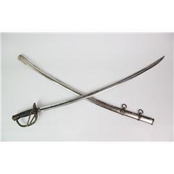 Civil War Style Cavalry Sword