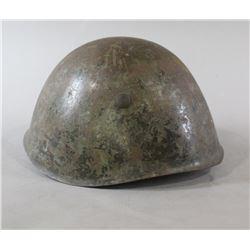 WWII Italian Helmet