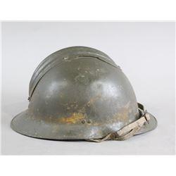 WWI / WWII French Helmet