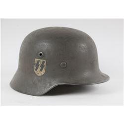 WWII Nazi SS Helmet