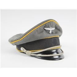 WWII Nazi SS Officer's Hat