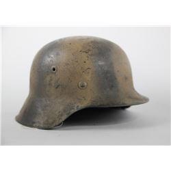 WWII Nazi SS Camoflage Helmet