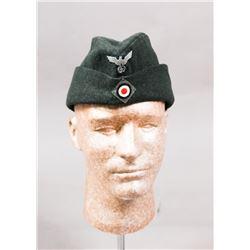 WWII German Overseas Hat
