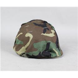 US M1 Pot Helmet Liner and Camo Cover