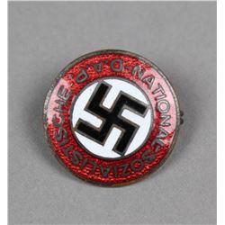 WWII German Nazi Party Membership Pin