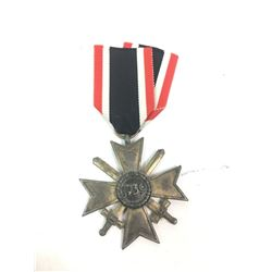 WWII Nazi War Merit Cross