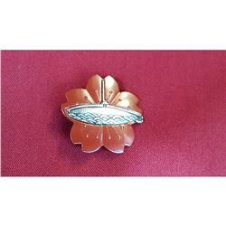 Imperial Japanese Submarine Qualification Badge