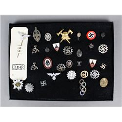 WWII Stick Pin Collection (30)