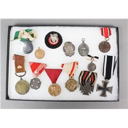 WWII German & Austrian Awards/Medals