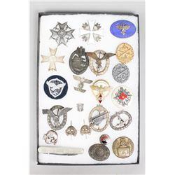 WWII Original German Medals & Awards