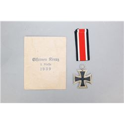 WWII Unissued Iron Cross 2nd Class