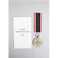 1939 German War Service Medal