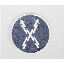 WWII German Luftwaffe Air Signals Patch