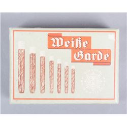 WWII German Cigar/Cigarette Box