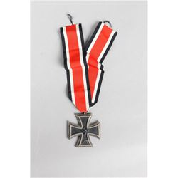 WWII German Iron Cross 2nd Class w/ Ribbon