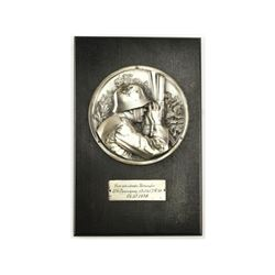 WWII German Soldier's Award