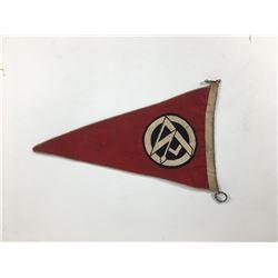 Nazi SA Storm Trooper Pennant