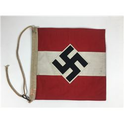 WWII Nazi Hitler Youth Pennant
