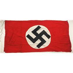 WWII Nazi Swastika Flag