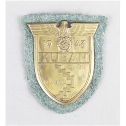 WWII Kuban 1943 Battle Shield