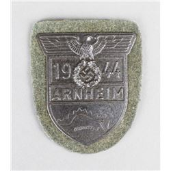 WWII Arnheim 1944 Arm Shield
