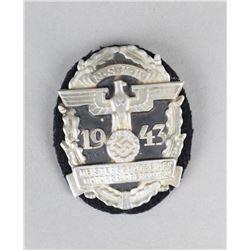 NSKK 1943 Master's Badge