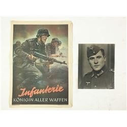 WWII German Movie Memoribilia